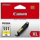 Canon CLI-551XL Y - Cartucho de tinta para impresora, color amarillo