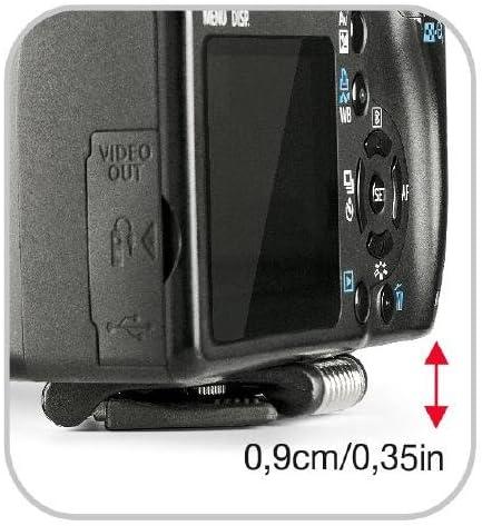 Manfrotto Pocket Tischstativ Black Camera Photo