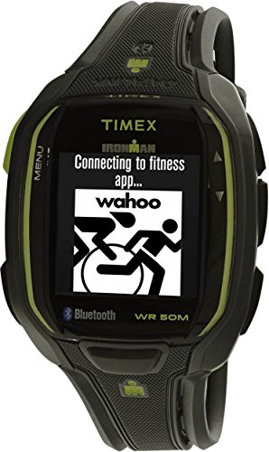 Timex Men's Ironman Run X50+ Watch with Heart (Timex Gps)
