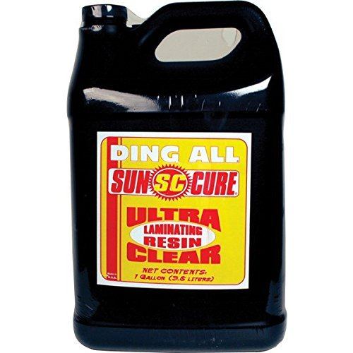 SunCure Laminating Resin - 1 Gallon
