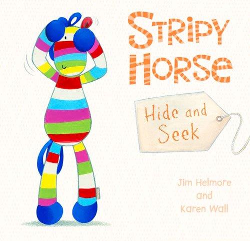 Hide and Seek (Stripy Horse) Stripy Horse