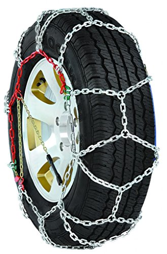 Grizzlar GDP-110 Car Diamond Alloy Tire Chains 225/50-17 215/55-17 225/55-17 225/60-16 225/50-18 235/45-18 235/50-17 235/40-18 225/55-16 225/40-19 by Grizzlar