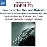 Concerto for 2 Flutes & Orchestra / Fantaisie