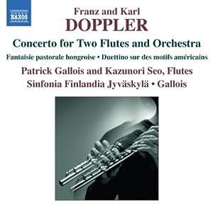 Concerto for 2 Flutes & Orchestra / Fantaisie