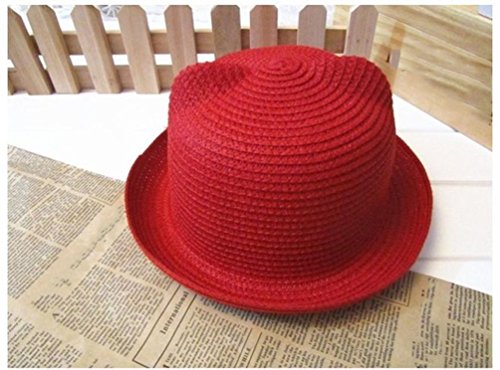 POachers Bonnets Oreilles de Chats été Casquettes Enfants Unisex Bebe  Chapeau Fille Garçon Chapeaux (Beige)  Amazon.fr  Vêtements et accessoires cf75e332c6c