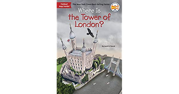 Amazon.com: Where Is the Tower of London? (9781524786069 ...
