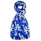 MLB Los Angeles Dodgers Team Logo Infinity Scarf, Blue