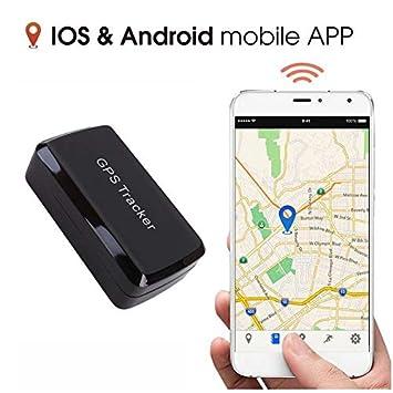 Magnético GPS Tracker, GPS/gsm/GPRS Sistema de Seguimiento ...