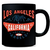 Los Angeles California City Of Angels City Of Surprises - Mug