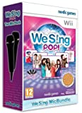 We Sing Pop with 2 Mics Included (Wii) by Nordic Games