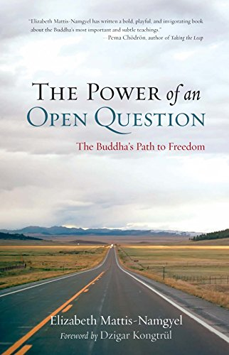 The Power of an Open Question: The Buddha's Path to Freedom