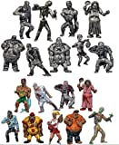 "Zombie Planet 1.5"" Mini Tiny Figures Figurines"