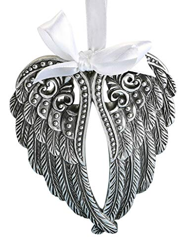 Fashioncraft Angel Wing Ornament (Angel Wing Ornaments Feather)