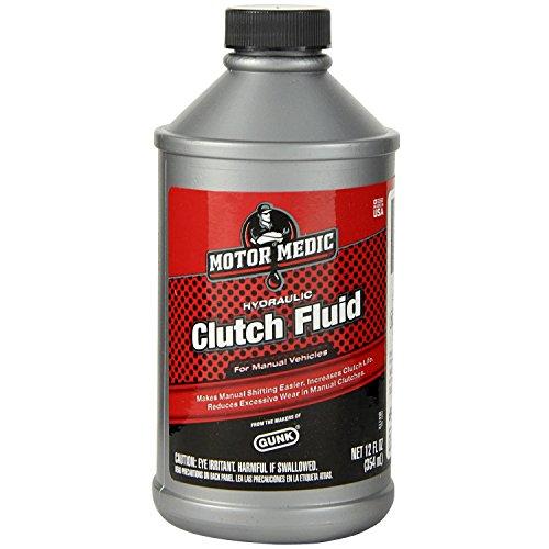 Niteo Motor Medic M4112/12 Hydraulic Clutch Fluid - 12 oz. - Clutch Fluid