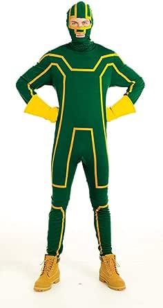 Paper Magic Men's Kick-Ass Costume