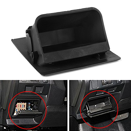 Issyzone For Subaru Fuse Box Coin Holder Inner Container Storage Tray for Subaru XV Crosstrek Forester Outback Legacy Impreza WRX STI (Fuse Glove)