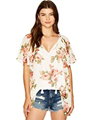 Show Me Your Mumu Womens Juana Tassel Tunic