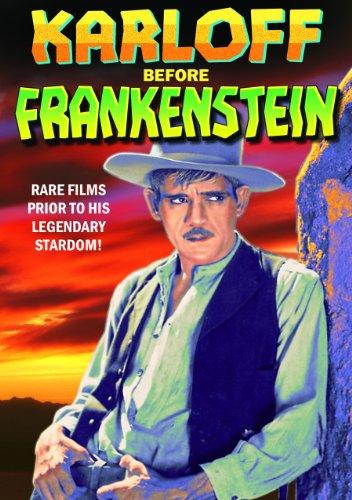 Karloff Before Frankenstein: Utah Kid