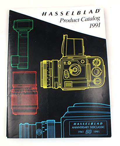 - Hasselblad Product Catalog 1991