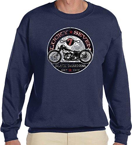Vintage Indian Motorcycle Sweater - 4