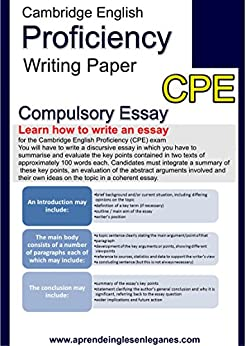 English proficiency essay writing