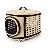 Pet Carriers Handbag Cage Portable Foldable Cage
