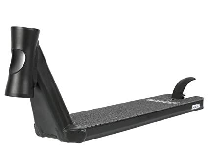 lucky axis pro scooter deck package, black