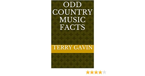 odd country music facts
