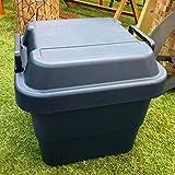 リス『ハードに使える収納ボックス』 トランクカーゴ TC-グリーン