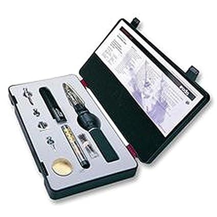 Soldadura gas 30 – 100 W herramientas soldadura hierros – KIT de soldador, GAS,