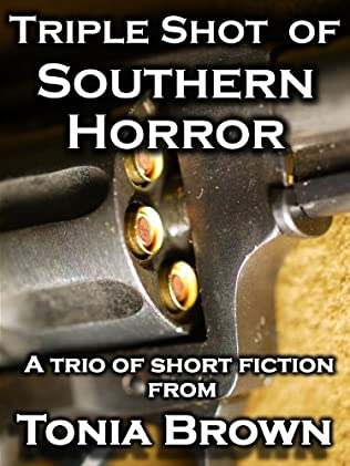 book cover of Triple Shot of Southern Horror