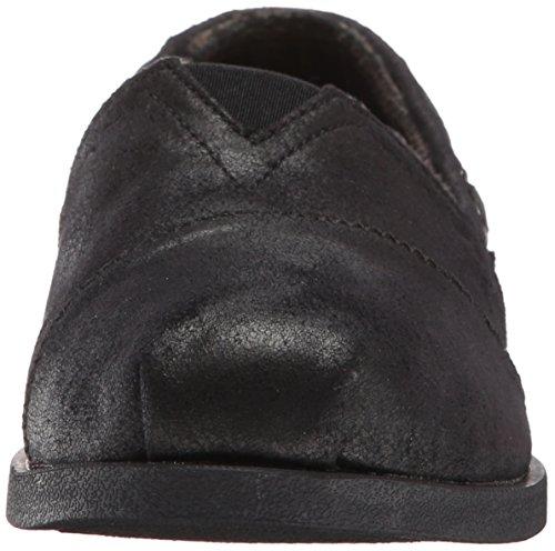 Skechers Bobs de Las Mujeres De Peluche Fashion Sandalias Planas Negro - Black/black