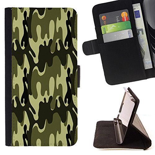 Shockproof Card holder phone case for LG Nexus 5X(Army Green) - 6