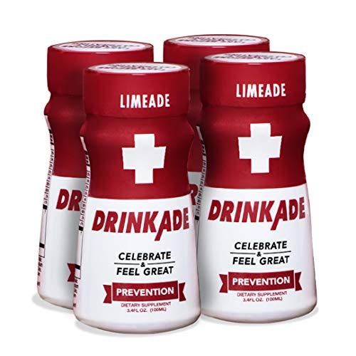 DrinkAde Prevention Pack 3 4oz Bottles