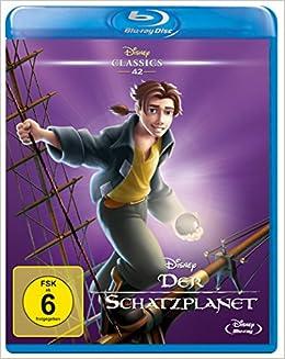 Der Schatzplanet: Disney Classics: Amazon.es: Clements, Ron ...