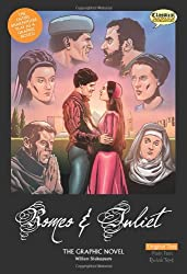 Romeo and Juliet The Graphic Novel: Original Text (Unabridged, British English)