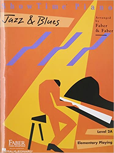 Faber Piano Adventures Playtime Jazz /& Blues L1