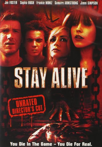 DVD : Stay Alive (Unrated Version, Widescreen)