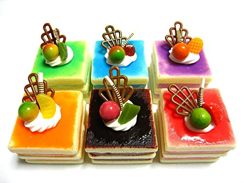 startside (스타트 싸이드) 식품 샘플 세트 과자 두  케익 도너츠 세트 (스펀지 케익 바리에이션 A)