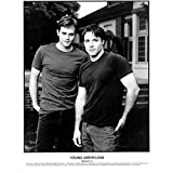 Young Americans Rodney Scott as Will Krudski with Mark Famiglietti as Scout Calhoun 8 x 10 Inch Photo