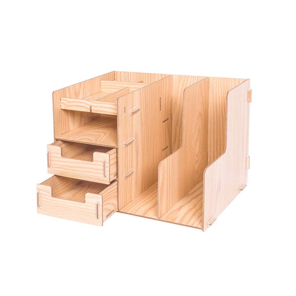 WXH-Datei Halter Feilenhalter Einfache Aufbewahrungsbox für Bücherregale C B07HC6MDNJ    | Elegant Und Würdevoll
