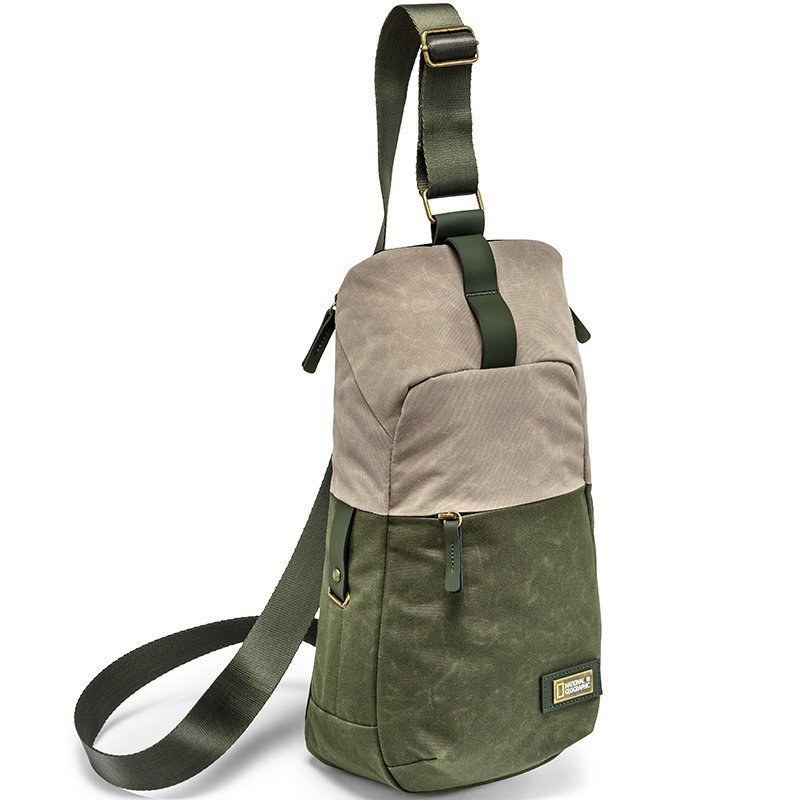 National Geographic NG RF 4550 Rainforest slingtasche Multicolor: Amazon.es: Electrónica