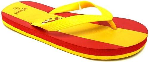 Chanclas de fonseca para bebé Mod. INVESSILLO ESPAÑA Amarillo Size: 33/34 EU: Amazon.es: Zapatos y complementos