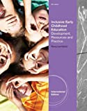 Inclusive Early Childhood Education: Development, Resources and Practice by Deiner Penny Low (2011-12-15) Paperback