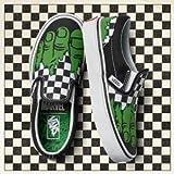 Vans Classic Slip-On (Marvel) Hulk/Checkerboard