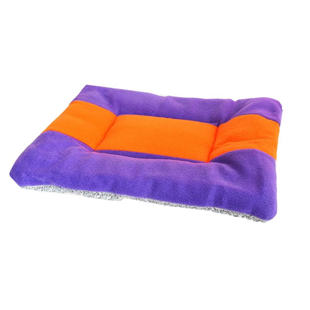 Pet Dog Beds Autumn and Winter Warm Plush Dog Cotton pad