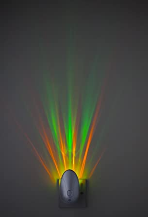 Proyector de Luz LED de Colores - Luz de Noche: Amazon.es ...