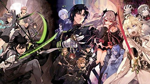 Owari no Seraph Poster anime (11 x 17)