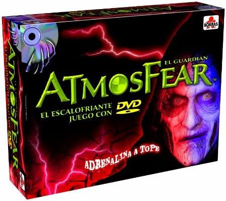 Educa Borrás Juegos Familiares - Juego Atmosfear DVD 14403: Amazon.es: Juguetes y juegos