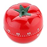 HomeFlav Adorables Kitchen Timer Tomato